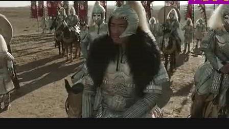 草原王牧云铁骑大战一场,这战争场面对得起观众~