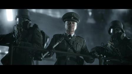 一部科幻电影,月球上竟然有二战时登月的德军和军事基地