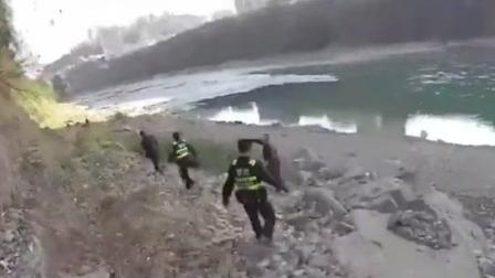 奇迹!女子跳江轻生漂流3公里后被救起:再也不傻了!#电视剧都不敢这么演
