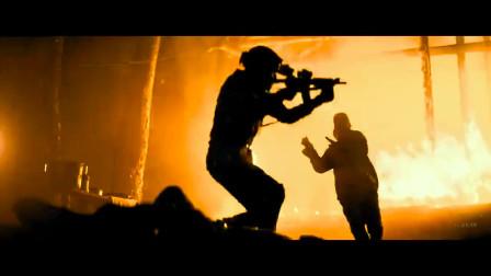 夜间枪战行动看得最爽的一次,火拼,狙击,火箭筒,肉搏