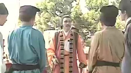 新白娘子传奇:白素贞拜观世音菩萨,不料却遇到观音显灵!