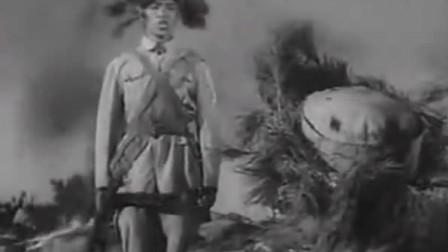 一部最经典黑白老电影,比现在的抗日神剧更精彩~