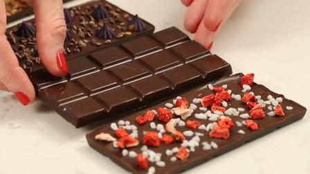 巧克力上面为何有凹槽,难道是为了偷工减料?其实并不是这样