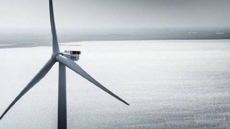 风力发电机转那么慢,为啥还能发电,看完大开眼界!