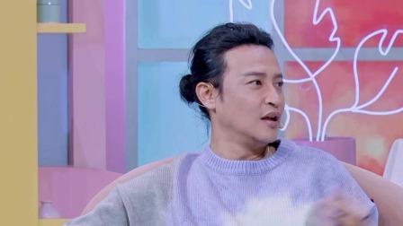 陈志朋为新角色转变形象