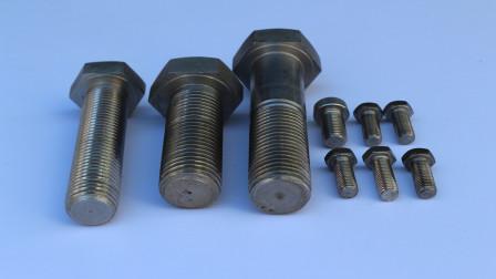 螺栓和螺母是怎么分等级的,不同等级有什么不同?今天算长见识了