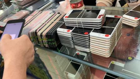 新款iPhone上市后,一千多的苹果手机,华强北市场已经堆满了!