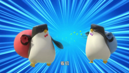 迷你特工队、 这对憨态可掬的企鹅兄弟 竟然是盗贼