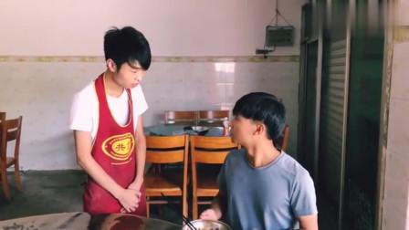 搞笑四川方言视频,小伙去吃面,却遇见这样的服务员,当场崩溃
