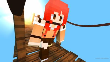 烫手的山芋之谁当鬼谁输——甜萝酱我的世界Minecraft小游戏