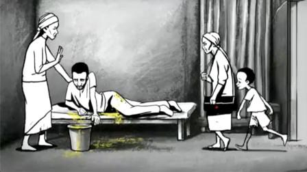 一部动画告诉你,侵袭整个非洲的霍乱病毒,是如何被小男孩打败的