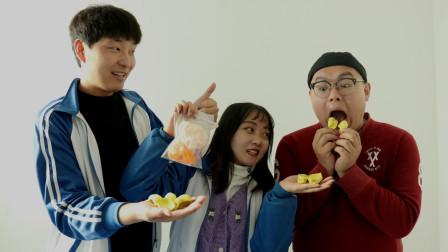 学生冬至没有吃饺子,不料却用黏土做出,老师差点当真