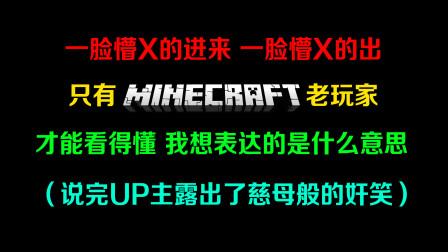 只有mc老玩家才懂得超爽视频;RMB玩家都怎么玩的我的世界?