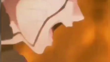 火影忍者:这是鸣人变身最帅的一次,也是九尾主动帮鸣人的一次
