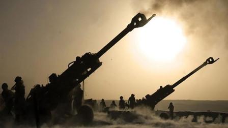 克什米尔爆发激烈冲突,巴军率先对印度开火,上将称不惜代价
