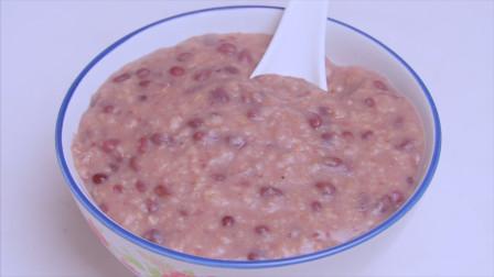 腊八节快到了,教你做比腊八粥营养又好喝的红豆燕麦牛奶粥,真香