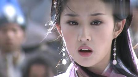 天龙八部:慕容复打伤段王爷,段誉彻底爆发跟慕容复决斗,王语嫣都看呆了!