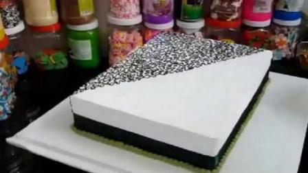 这样的婚礼蛋糕第一次见,裱花师的手艺棒棒哒,太美了!