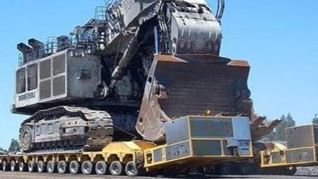 """""""世界最强""""挖掘机问世!自重2000多吨!中国制造四个字亮眼了"""