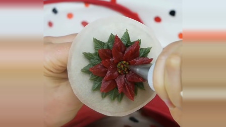 如何用纸制作奶油花装饰蛋糕, 创意无限蛋糕制作与欣赏