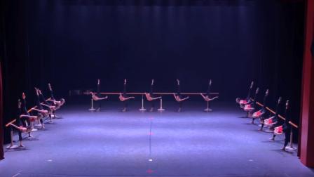 古典舞把上训练,中专期末考试,你的基本功能拿多少分?