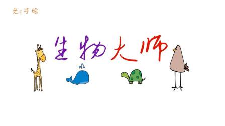 【生物大师】初中生物微课教学视频第179集:原生生物的主要类群
