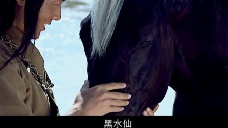 野小伙不自量力,竟想驯服一匹叫黑水仙的神马,谁料被摔得够呛