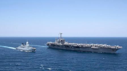 美航母进入红海,伊朗盟友发动袭击,导弹直接摧毁前线指挥部