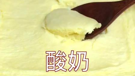 想吃鸡蛋羹,不如用酸奶做一道酸奶蛋糕超好吃的