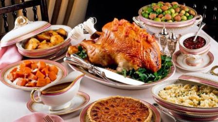 """美国人很纳闷,""""无所不吃""""的中国人,为什么中国市场没有火鸡?"""