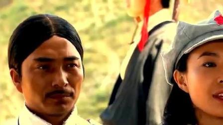 牦牛岁月:红军女战士孤身来见藏族土司,一身英气,令人敬佩!