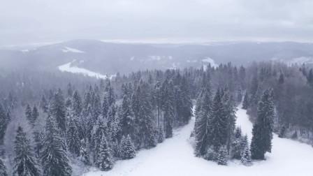 贝斯基德山——大自然的宝藏