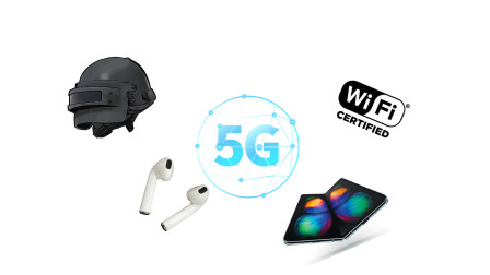 2019十大科技热点:5G商用电竞爆发TWS耳机成主流