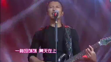 谢霆锋再现当年风采,带少女们激情演唱《黄种人》,燃爆舞台!