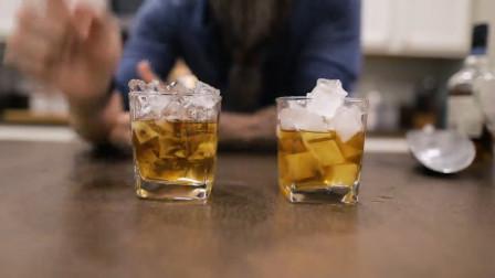 世界上最贵的冰块,一盒价值2000多,听说会使酒水味道变好