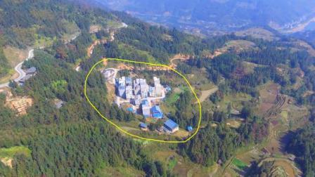这个住在大山里的小村子,家家户户都住上了楼房,这就是贵州农村
