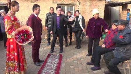 农村小伙在新娘家,他是怎么向新娘父母做的保证