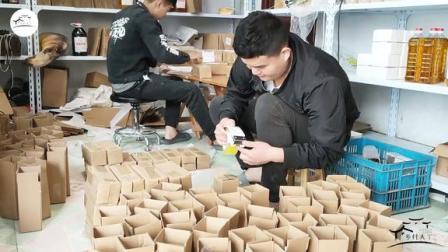 农村小伙卖不掺假的香油,好多人支持一天几百单,听他怎么说?