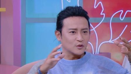 陈志朋正面回应放飞传闻,人需要成长去表达自己想要的东西
