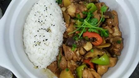 为啥吉野家黄焖鸡米饭好吃,原来大厨加了一种调料,怪不得卖得火