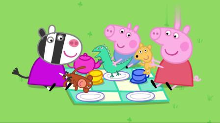 小猪佩奇:糟糕,粗心的佩奇又忘记照顾好泰迪了!