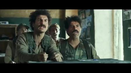 傻子军事基地,训练两傻子,培养成恐怖分子,听说要炸巴黎塔