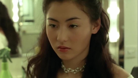 得知张柏芝要结婚了,新郎却不是自己,谢霆锋流泪离去