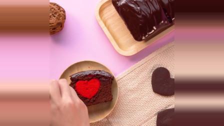 DIY巧克力蛋糕加牛奶忌廉 如此美味的巧克力蛋糕造型装饰 蛋糕系列