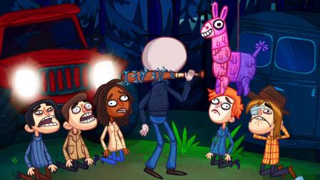 史上最坑爹的游戏:野外露营的时候做什么游戏好玩呢?