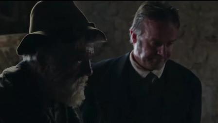 海蒂和爷爷:牧师想要送海蒂去上学,但是爷爷不同意,海蒂必须待在我身边