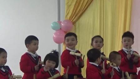 瑞昌市公立幼儿园 中一班打击乐咖喱咖喱