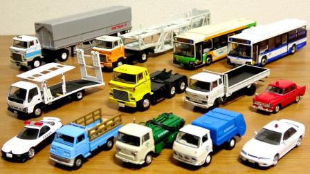 超精彩!左左龙姐姐带来了哪些炫酷的玩具汽车呢?趣味玩具故事
