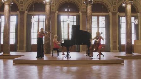 小提琴大提琴钢琴三重奏《卡门幻想曲》