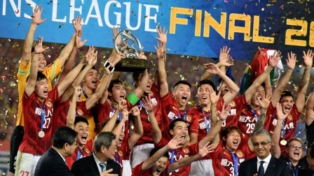 广州恒大长脸了!法媒:恒大是近10年和巴萨皇马并列最成功的球队